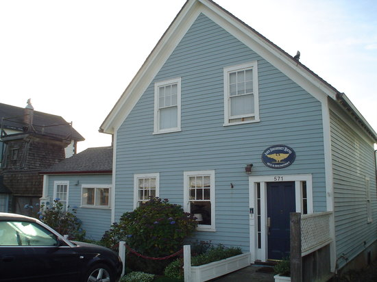 Photo of J.D. House Mendocino