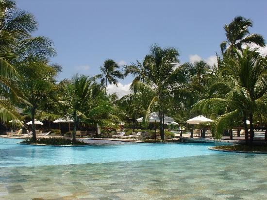 Hotel Nannai Beach Resort: piscina