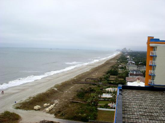 View From Dunes Village Resort Picture Of Myrtle Beach