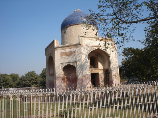 New Delhi, Inde : Delhi fort 