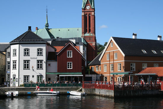 Restaurants in Arendal