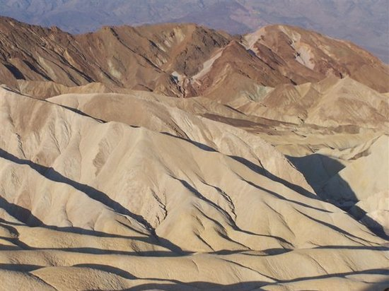 Death Valley National Park, CA: Zabriskie Point