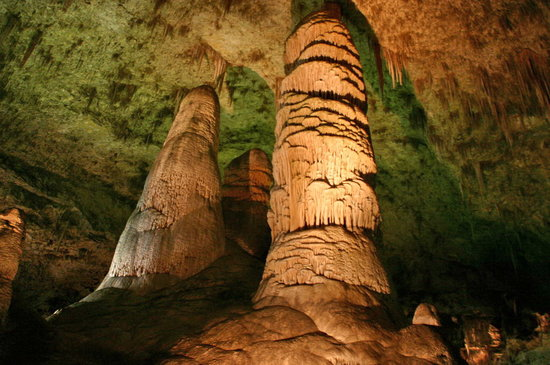 Carlsbad Caverns National Park attractions