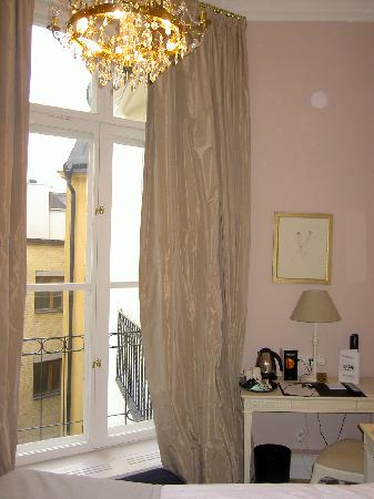 Hotel Stureplan: small classic room (no. 502)