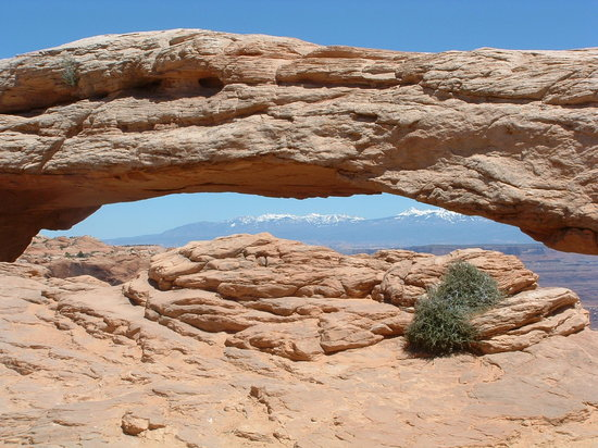 Arches National Park景點
