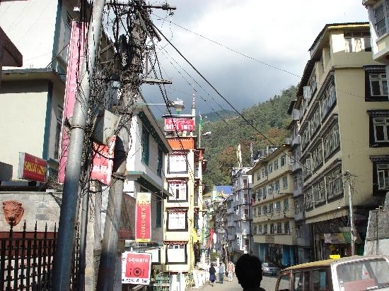 Ganktok India  city photos gallery : Gangtok City Picture of Hotel Sonam Delek, Gangtok TripAdvisor