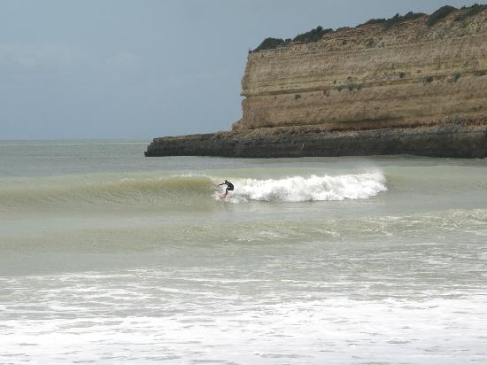 Armacao de Pera, Portugal: surf by day party by night