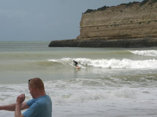 armacao de pera has the best beaches on the algarve