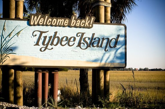 Learn more about Tybee Island. Tybee Island, GA: tybee sign. Like this photo? tybee sign: From Review: Tybee Island on Nov 2008, (follygirl)