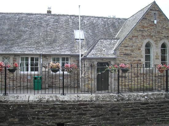 Moorland House: the local school