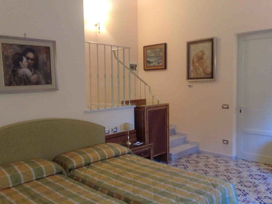 Antiche Mura Hotel: twin/double bedroom 209