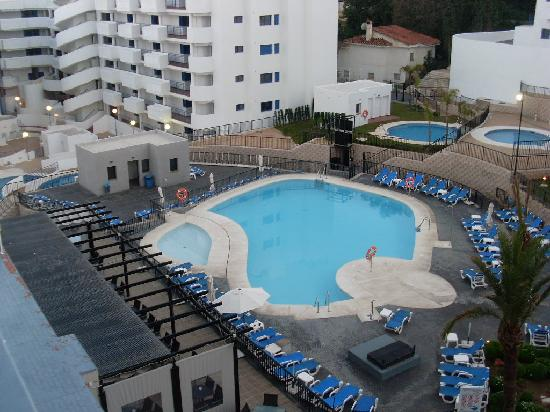Biggest Pool Area Picture Of Hotel Los Patos Park