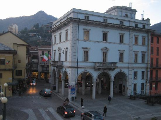 Omegna, Италия: the view from our room