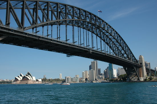 Sydney, Australia: Bridge