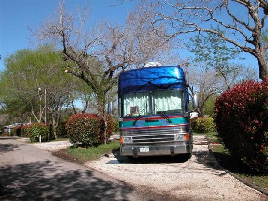 Texas nudist rv parks
