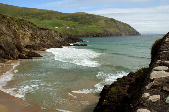 Dingle, Irlande : Slea Head Beach