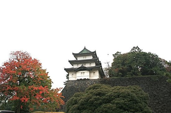 Chiyoda, Japn: Fujimi Yagura