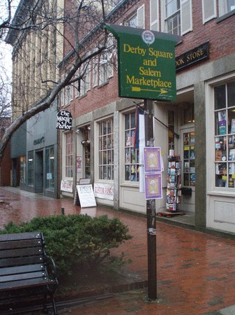 Hotels Near The Attractions In Salem Massechusettes