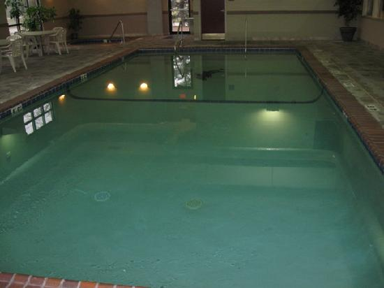 Hampton Inn Bowling Green: Pool 2