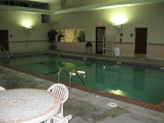 Hampton Inn Bowling Green: Pool 3