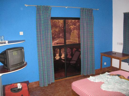 Villa Anjuna: basic room