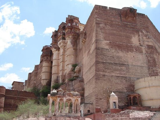 Rajasthan, Indien: jodhour kila