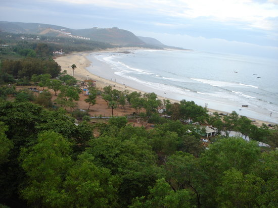 Visakhapatnam, India: Scenic- Rushikonda