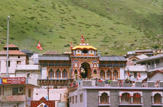 Uttarakhand, India: Badrinath Temple