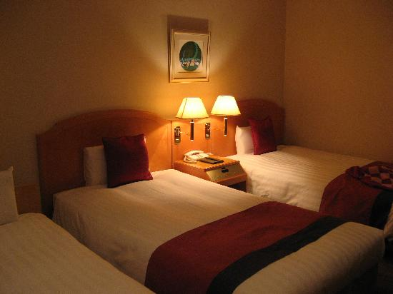 Hotel JAL City Aomori: Hotel rm pic 1