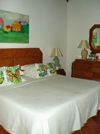 Deluxe Bedroom at East Winds Inn, Gros Islet