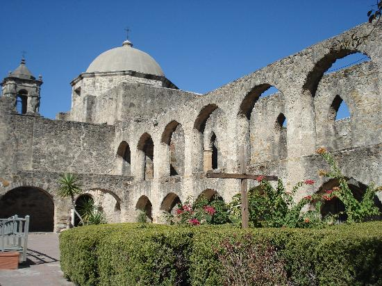 San Antonio Missions National Historical Park: mission san jose