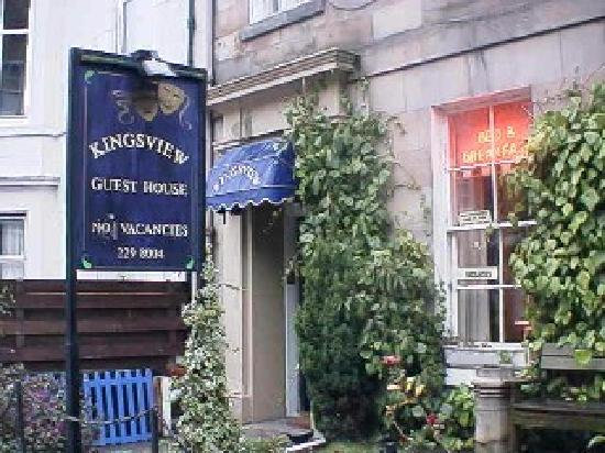 Photo of Kingsview Guest House Edinburgh