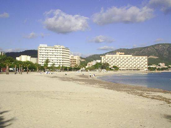 Son Matias From The Beach Picture Of Hotel Son Matias