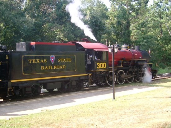 Texas State Railroad Rusk Address Phone Number Top