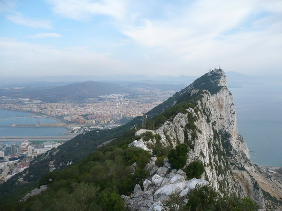 Gibraltar: The Rock