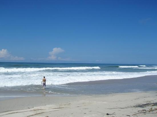 Santa Teresa, Costa Rica: Beautiful beaches, warmest water.