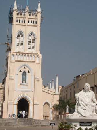 Photos of St. Mary's Church, Hyderabad