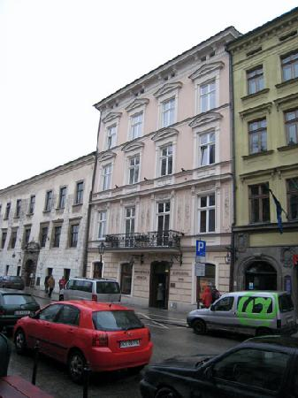 Hotel Senacki: Front of the hotel