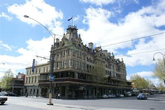 Bendigo restaurants