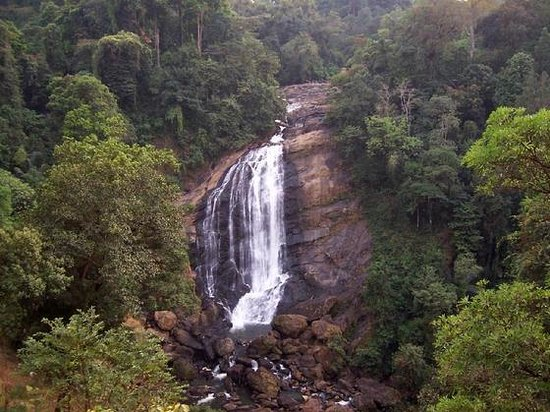 Attukal waterfalls