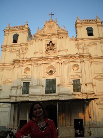 Church @ Goa
