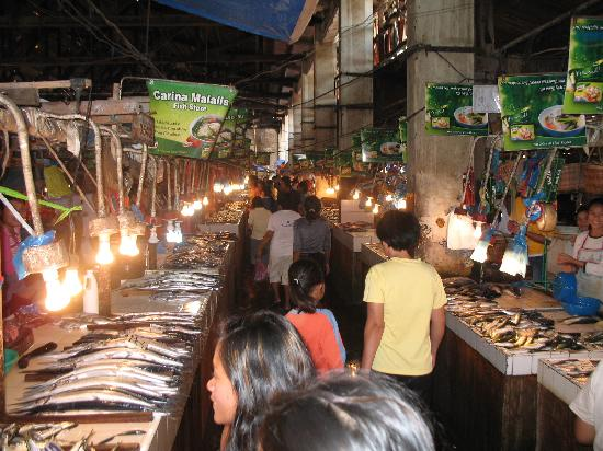 Fresh fish market in pagadian city picture of mindanao for Fish market restaurant nyc