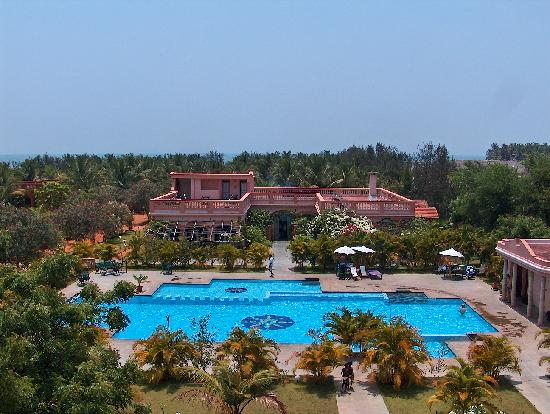 Kailash Beach Resort: la piscine