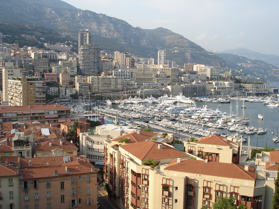 Monaco-Ville attractions