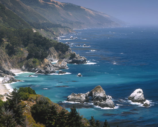 Биг-Сюр, Калифорния: Big Sur Coast