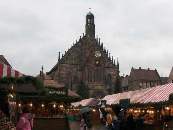 , : Nuremberg Christmas Market 2008