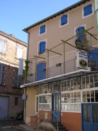 Hotel Du Lion D'Or
