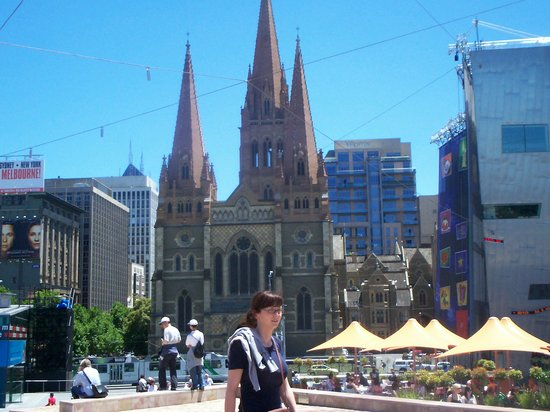 St. Pauls Cathedral, Melbourne