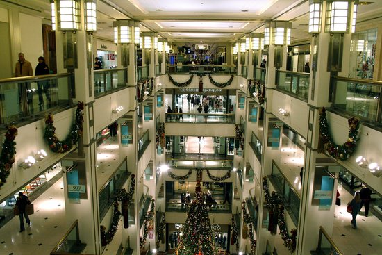 The 900 Shops Mall