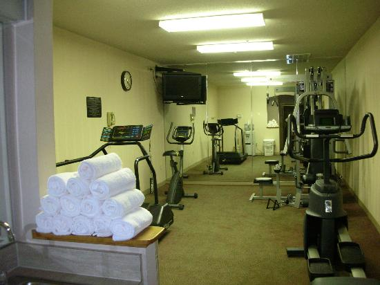 Comfort Suites: Exercise Room